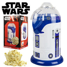 Star Wars Popcorn Maker Hot Air Healthy  R2-2D Design Popper Machine 1200w