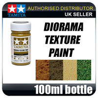 87109 Tamiya Texture Paint - Soil Dark Earth Diorama Texture Paint Model Paint