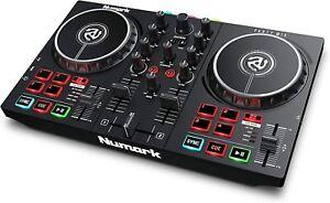 NUMARK PARTY MIX 2 CONTROLLER USB DJ CONSOLLE CON SCHEDA AUDIO