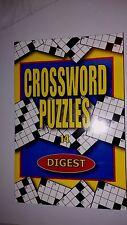 Crossword Puzzles 14 digest 152 puzzles paper back