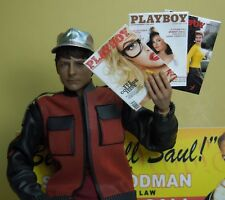 1/6 Scale Playboys for Hot Toys Marty McFly 1955 1985 2015