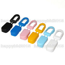 colorful software rubber case cover protector for pulse oximeter free shipping