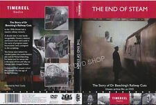 The End Of Steam - The Story Of Dr Breeching's Railway Cuts (DVD, 2012) New