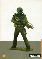 KILLZONE Figur Prospekt Studio Oxmox mucklefiguren - Prospekt - B3270