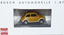 "Busch 48719 HO (1/87): Fiat 500 ""Leopard"""