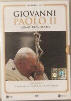 GIOVANNI PAOLO II IL PAPA DELLA FORZA E DELLA SOFFERENZA VOL 6 DVD