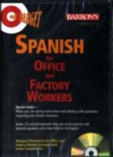 On Target: Spanish for Office and Factory Workers, Words, Language & Grammar, Sp