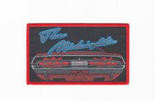 "The Midnight ""Days Of Thunder Patch gunship-fm-84-timecop1983-daft punk-kavinsky"