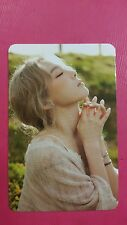 SNSD TAEYEON I Official Photocard Ver A Solo Album Girl's Generation Photo card