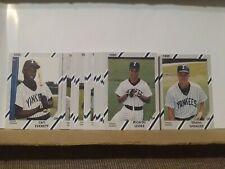 New York Yankees Team Set 1990 Diamond Tampa Yankees MINUS Mariano Rivera