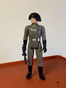 Vintage Star Wars DEATH SQUAD COMMANDER COMPLETE ORIGINAL KENNER NICE! 1978