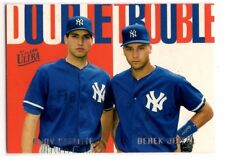 1997 Ultra Double Trouble #7 D.Jeter/A.Pettitte - Yankees