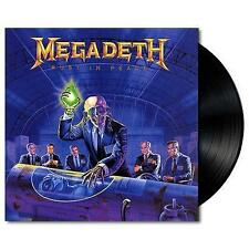 MEGADETH Rust In Peace Vinyl Lp Record 180gm NEW Sealed