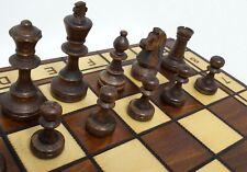 Schach Sehr schönes Schachspiel aus Holz JOWISZ Schachbrett 41 x 41 cm