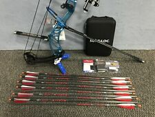 """NEW! PSE Perform X NEW! Fully Loaded! Bow Archery Package RH 60# 26½""""- 32"""" DL"""