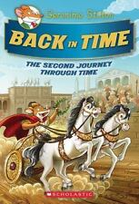 Geronimo Stilton Special Edition: The Journey Through Time #2: Back in Time: ...