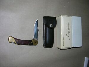 Vintage New Old Stock Schrade Cutlery Corp. Uncle Henry LB7 Folding Knife U34704