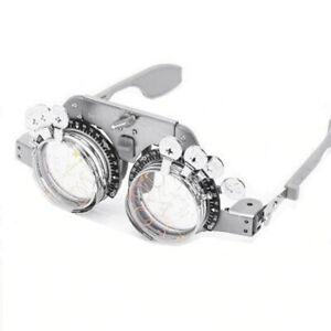 Adjustable Trial Frame Optical Trial Lens Frame Pd 54-70Mm Titanium Optic Trial