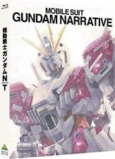 Mobile Suit Gundam NT Narrative Limited Edition Blu-ray Import