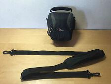 Used - Lowepro Cover for camera - camera Case - for small camera - Black Black