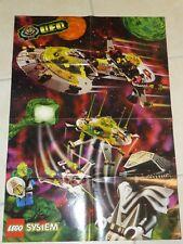 LEGO ® catalogue brochure catalog Gear UFO poster 4108891/4108875-eu p97ufo c16