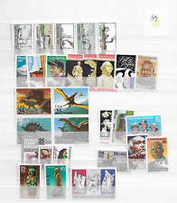 1989 MNH USA commemorative selection