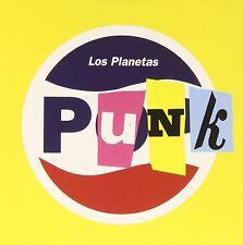 SINGLE  EP LOS PLANETAS PUNK  VINILO REEDICION 2015