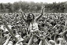 Life at Woodstock 1969 #103 Print 5 x 7