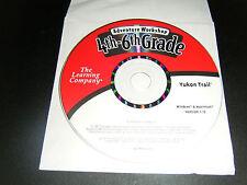 Adventure Workshop 4th-6th Grade - Yukon Trail - Version 1.12 (PC & MAC, 1997)