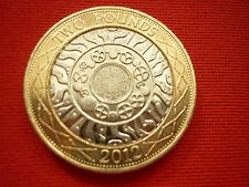 £2 2012 Technology 2 Pound Coin - Very Rare - FREE POST