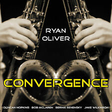 RYAN OLIVER - CONVERGENCE - 2007 CD - ART OF LIFE RECORDS