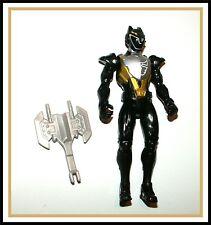 Power Rangers RPM _ Formula Wolf Transporter _ Black Ranger