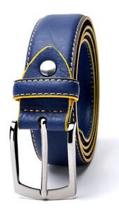 Men's Belts Leather Dress Belts for Men Casual Dress Jeans Belts Italian Design
