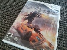 Transformers: Dark Of The Moon Stealth Force Edition (Nintendo Wii Game) NEW