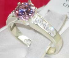 Unbranded Solitaire Sapphire Costume Rings