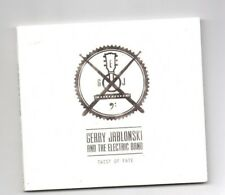 Gerry Jablonski and the Electric Band Twist of Fate Digipak CD Album