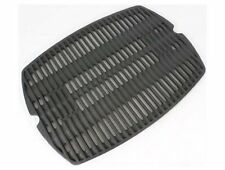 Weber Gas Grill Cast Iron Matte Porcelain Coated Grates for Q300 Q320 Q3000