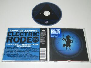 Shooter Jennings – Electric Rodeo / Universal South – HUMP 004   CD ALBUM