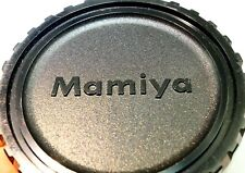 Mamiya 645 Rear lens Cap for 80mm f2.8 645 Pro TL Sekor C Genuine vintage