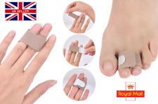 1-5pc Magic Broken Toe Wraps Cushioned Bandages Hammer Toe Separator Splints UK