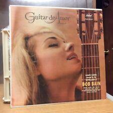 Guitar de Amor Bob Bain LP Capitol EX