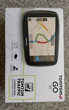 New ListingTomTom Go 50 - Lifetime Maps Automotive Mountable Gps Receiver