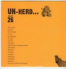 (FI278) Un-Heard Vol 26, 17 tracks various artists - 2011 R2 CD