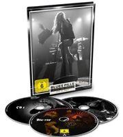 Blues Pilules Lady En Or Live En Paris Deluxe 2xCD + Blu-Ray Coffret Neuf/Scellé