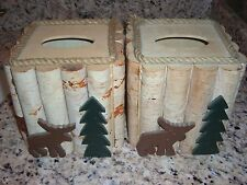 Moose/Tree Tissue Covers #2