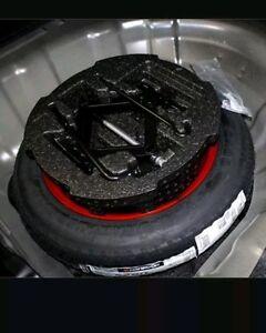 2011-2018 Hyundai Elantra Spare Tire Kit (tire Mounted).