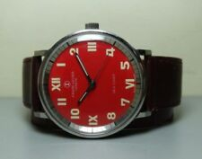 Favre Leuba Stainless Steel Case Not Water Resistant Watches