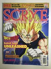 Scrye Magazine #59 May 2003 Gaming CCG Dragon Ball Z Cover