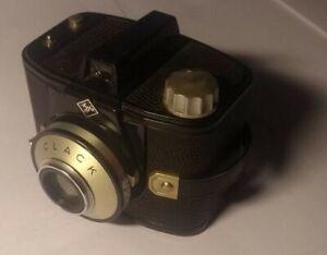 Agfa Clack - alte Rollfilm-Kamera; antik, Nostalgie
