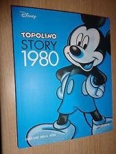 USCITA N°1 TOPOLINO STORY 1980 CORRIERE DELLA SERA GAZZETTA DELLO SPORT FUMETTO
